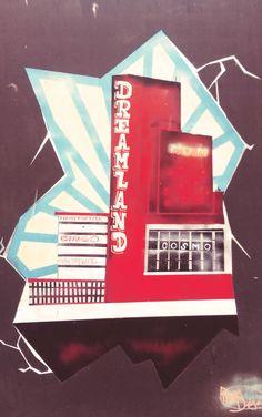 Dreamland Margate Sign