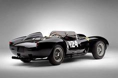 1957 Ferrari 250 Testa Rossa to be auctioned | yatzer | designistoshare