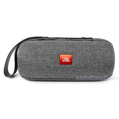 JBL Portable Bluetooth Speaker Carrying Travel Case for Flip 1 2 3 Gray Fabric  | eBay Garmin Etrex, Waterproof Bluetooth Speaker, Gray Fabric, Carry On, Bags, Travel, Grey Fabric, Handbags, Viajes