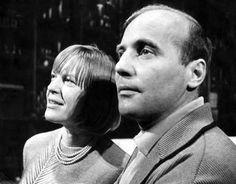 Hans Werner Henze and Ingeborg Bachmann.