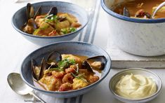Marcus Wareing's baked haddock recipe is the perfect midweek fish supper: pop in the oven and get on with other things. Casserole Dishes, Casserole Recipes, Soup Recipes, Fish Recipes, Baked Haddock Recipes, Bouillabaisse Recipe, Fish Supper, Fish Soup, Vegetable Puree