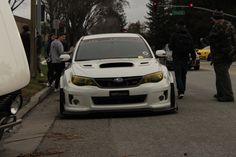 Surprising number of Subarus at the Toyo Tires Car Meet in San Jose CA today. #subaru #wrx #sti #impreza #forester #subie