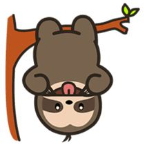 Cute Sloth Pictures, Teacher Images, Teacher Stickers, Baby Makes, Studio Ghibli, Cute Cartoon, Blackwork, Animal Kingdom, Painted Rocks