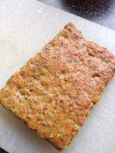 Low Carb Recipes, Bread Recipes, Healthy Recipes, Healthy Food, Bread Baking, I Love Food, Baked Goods, Lchf, Breakfast Recipes