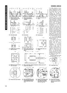 Architectural Standard Ernst Amp Peter Neufert Cafes