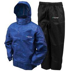cbe4269d726 Amazon.com  Frogg Toggs All Sport Rain Suit  Sports   Outdoors