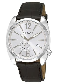 Price:$324.00 #watches Azzaro AZ1300.14SB.002, Azzaro watches are designed in the purest Swiss Watch-making tradition with a blend of charm and seduction. The watches recapture the spirit of Loris Azzaro, for whom audacity had to go hand in hand with precision.