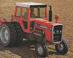 MASSEY FERGUSON 1155   at the time these were right in there with the big boys..pulled 7 bottoms...