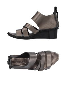 25177eadba Trippen Women Sandals on YOOX. The best online selection of Sandals Trippen.