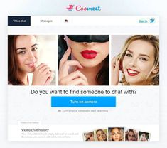 Do you want to chat with someone at the push of a button, instantly? As unbelievable as it might sound, you can now talk to people instantly, with a push of the button with the innovative CooMeet video chat rooms. Meet Girls Online, Girl Online, Free Online Chat, Watford, Secret Places, Meeting New People, You Videos, Connect, Friends
