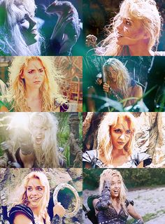 Callisto, Xena Warrior Princess by far one of the greatest villains ever