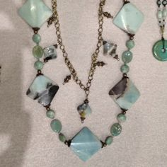 Handcrafted jewelry at Harper Lane in the Riverchase Galleria...
