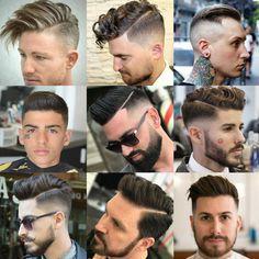 Comb Over Haircut
