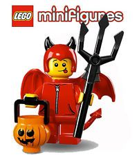 LEGO® Minifiguren Serie 16  - kleiner roter Teufel 04