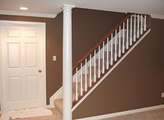 Basement staircase ideas