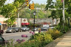 Main Street Blowing Rock, NC by tonypic, via Flickr