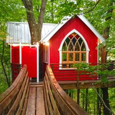 Tree Houses You Can Spend the Night Photos | Architectural Digest