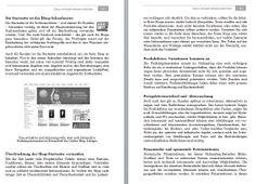 Seitenbeispiel aus dem Buch Shops, Online Marketing, Personalized Items, Running Away, Search Engine Marketing, Landing Pages, Tents, Retail, Retail Stores
