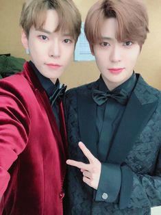 [TRANS]Even though we may not be as good as Jeno, we are the MC's for today haha. Please look forward to our chemistry working together! Kim Jung, Jung Woo, Nct 127, Nct U Members, Nct Group, Nct Doyoung, Park Ji Sung, Mark Nct, Korean Couple