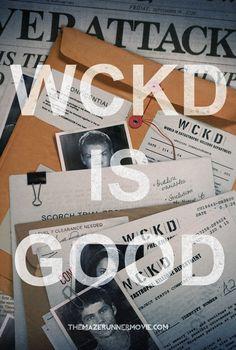 WCKD is good.