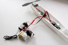 Picture of Beginners Guide to Connecting Your RC Plane Electronic Parts