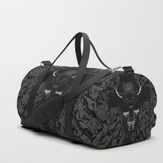 Buy Better The Devil You Know Duffle Bag by grandeduc. Worldwide shipping available at Society6.com. Just one of millions of high quality products available.