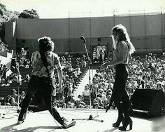 Very old Stevie Nicks & Lindsey