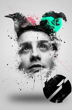 Dariusz Szwedo Photography - GRAPHIC DESIGN