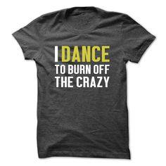 I Love Dance TShirt T-Shirts, Hoodies. ADD TO CART ==►…