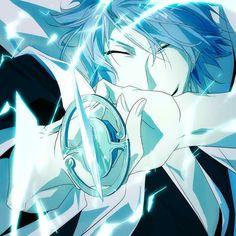 Gin Ichimaru...ONE of my Bleach characters!