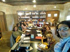 Iv ed. de Tecnologías para Vivir Mejor. 6 de febrero : D.N.I. Electrónico. Writing Workshop, Reading Workshop, February