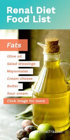 High Protein Recipes, Diet Recipes, Protein Foods, Health Recipes, Renal Diet Food List, Kidney Friendly Diet, Kidney Disease Diet, Low Sodium Diet, Kidney Recipes