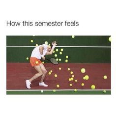 College Life- minus the smile