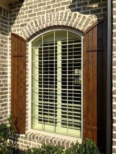 Exterior Shutter shopping for your home can be a difficult and time ...