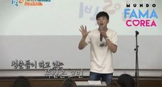YOON SHI YOON HIZO EMOTIVA CONFESIÓN - Mundo Fama Corea
