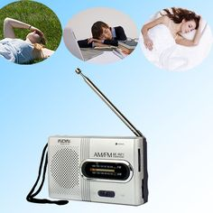 Features : brand new and high quality Quantity: 1 Pcs Model Number: Color: Silver Speaker:Built in speaker Low . Pocket Radio, Built In Speakers, Telescope, Consumer Electronics, Am Fm, Digital, World, Mini, Building