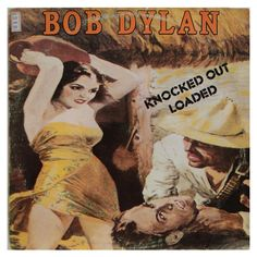 1986 Bob Dylan - Knocked Out Loaded