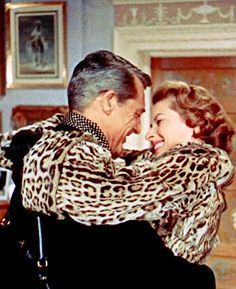Cary Grant and Ingrid Bergman - Indiscreet