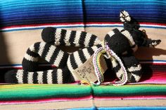 Kenana ~ Funky Fair Trade knit work made with love in Kenia