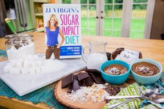 JJ Virgin's Recipe for Chocolate Avocado Mousse with Cacao Nibs | Home & Family | Hallmark Channel