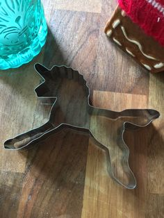 Novelty Unicorn Shape Cookie Cutter
