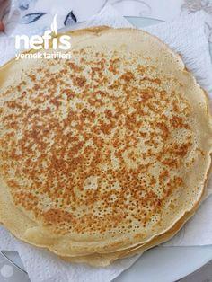 Krep Tarifi - Nefis Yemek Tarifleri - #4847387 Vanilla Cake, Delicious Desserts, Food And Drink, Ethnic Recipes, Check, Vanilla Sponge Cake