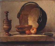 Los bodegones de Chardin: pintura para ateos. Exposición de Chardin en el Prado