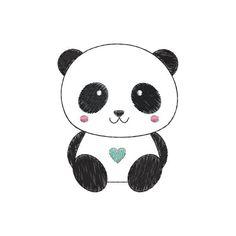 Panda Luchshie Izobrazheniya 25 Risunki Pandy Risunok Pandy I