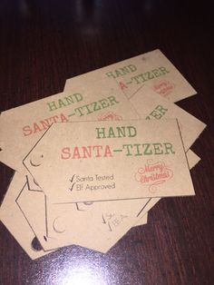 Super gifts ideas for coworkers hand sanitizer 16 ideas Teacher Christmas Gifts, Cute Gifts, Christmas Fun, Teacher Gifts, Holiday Gifts, Holiday Ideas, Christmas Favors, Xmas Ideas, Christmas Treats