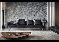 Smink Incorporated | Products | Sofas | Minotti | Sherman 93 Low Back