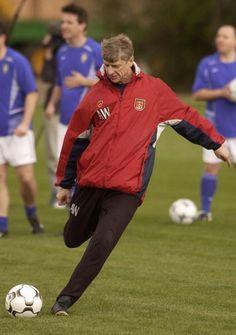 Arsène Wenger (April 2002)