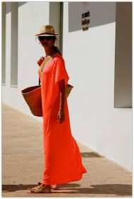 Once reserved for hippies and free spirits, the maxi dress is having a major fashion moment this season. Breezy and elegant, a flowing m...