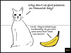 Cat and Banana episode 834. http://www.facebook.com/catandbanana
