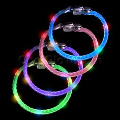 Share CoolGlow with you Friends and Receive 5% on your order.  LED Jewelry - LED Bracelets - Glow Sticks, Glow Necklaces, Glow Bracelets, Wholesale Cheap Glow Sticks #http://pinterest.com/coolglow/